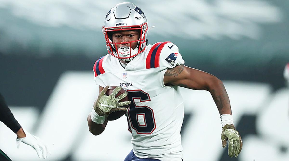 Jakobi Meyers, New England Patriots