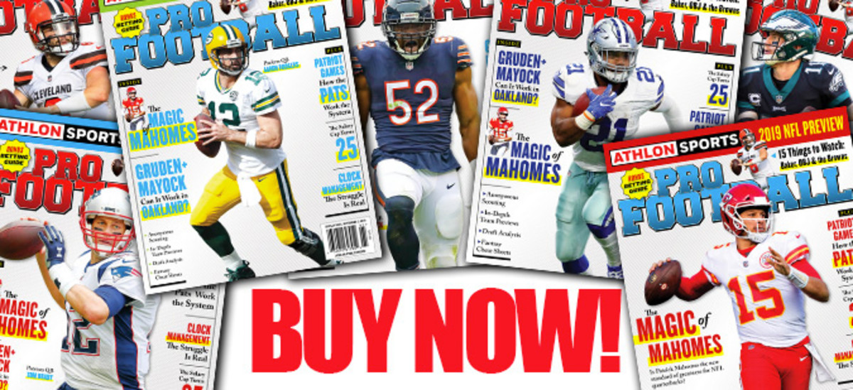NFL Magazine 2019