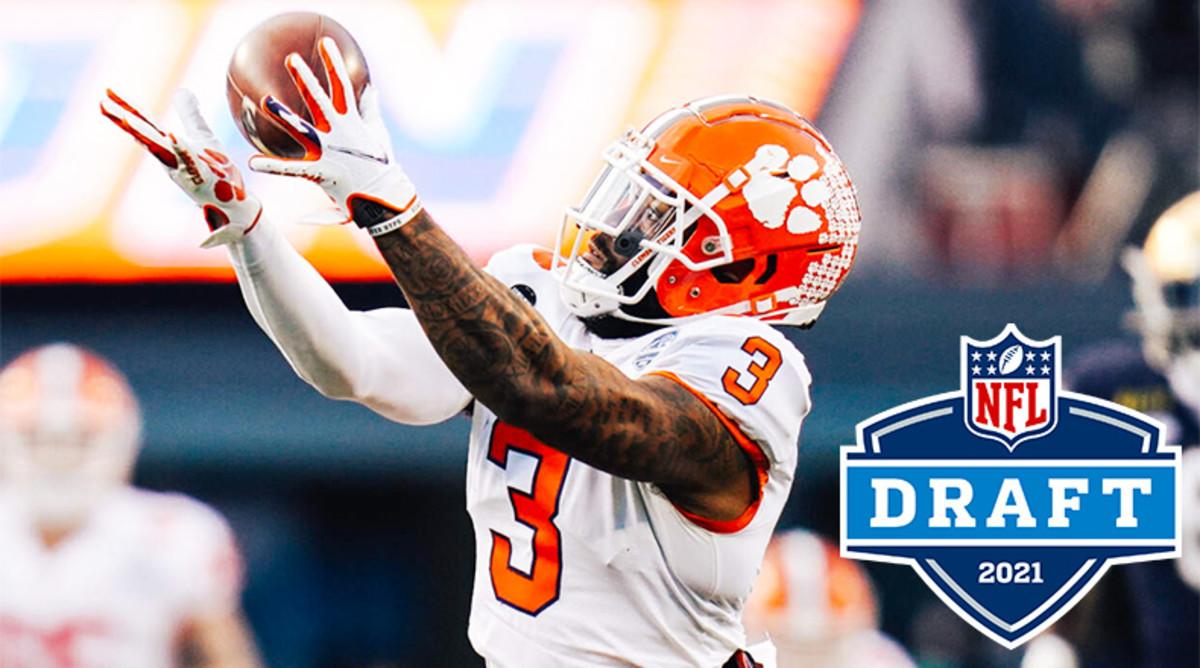 2021 NFL Draft Profile: Amari Rodgers