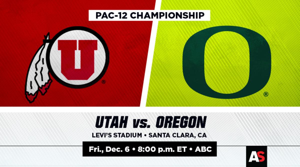 Pac-12 Championship Game Prediction and Preview: Utah vs. Oregon