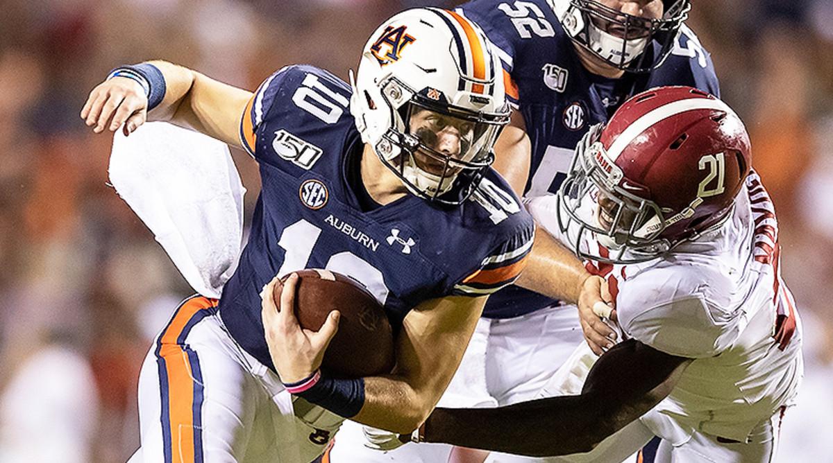 Auburn Football: 2019 Team Awards