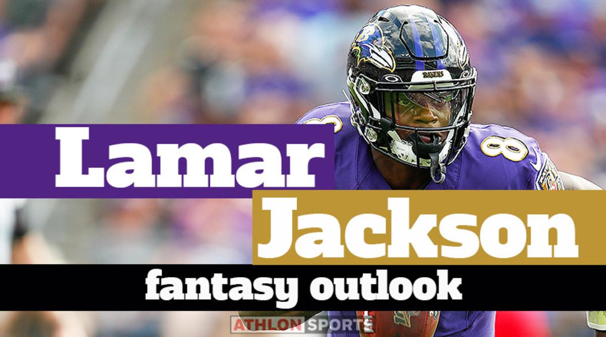 Lamar Jackson: Fantasy Outlook 2020