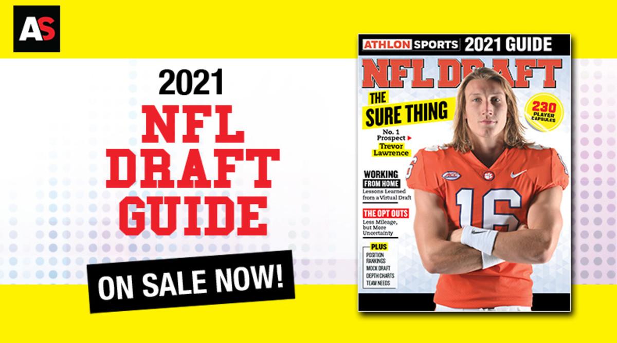 Athlon Sports 2021 NFL Draft Guide