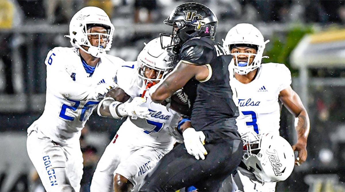 East Carolina (ECU) vs. Tulsa Football Prediction and Preview