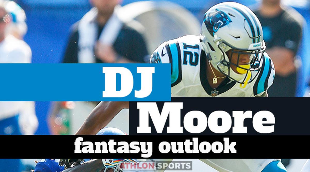 DJ Moore: Fantasy Outlook 2020