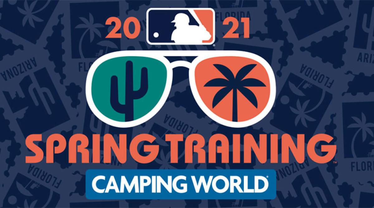 MLB 2021 Spring Training Reporting Dates and Locations