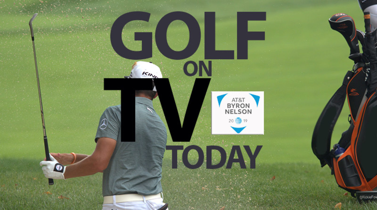 Golf on TV Today (Saturday, May 11): 2019 AT&T Byron Nelson