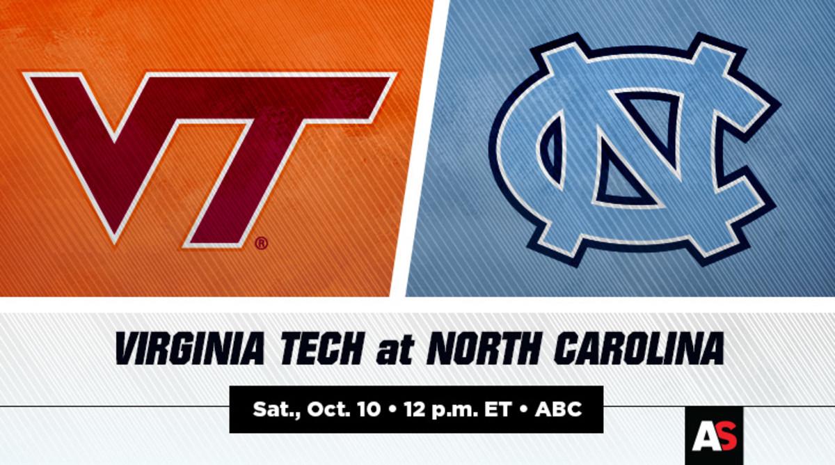 Virginia Tech (VT) vs. North Carolina (UNC) Football Prediction and Preview