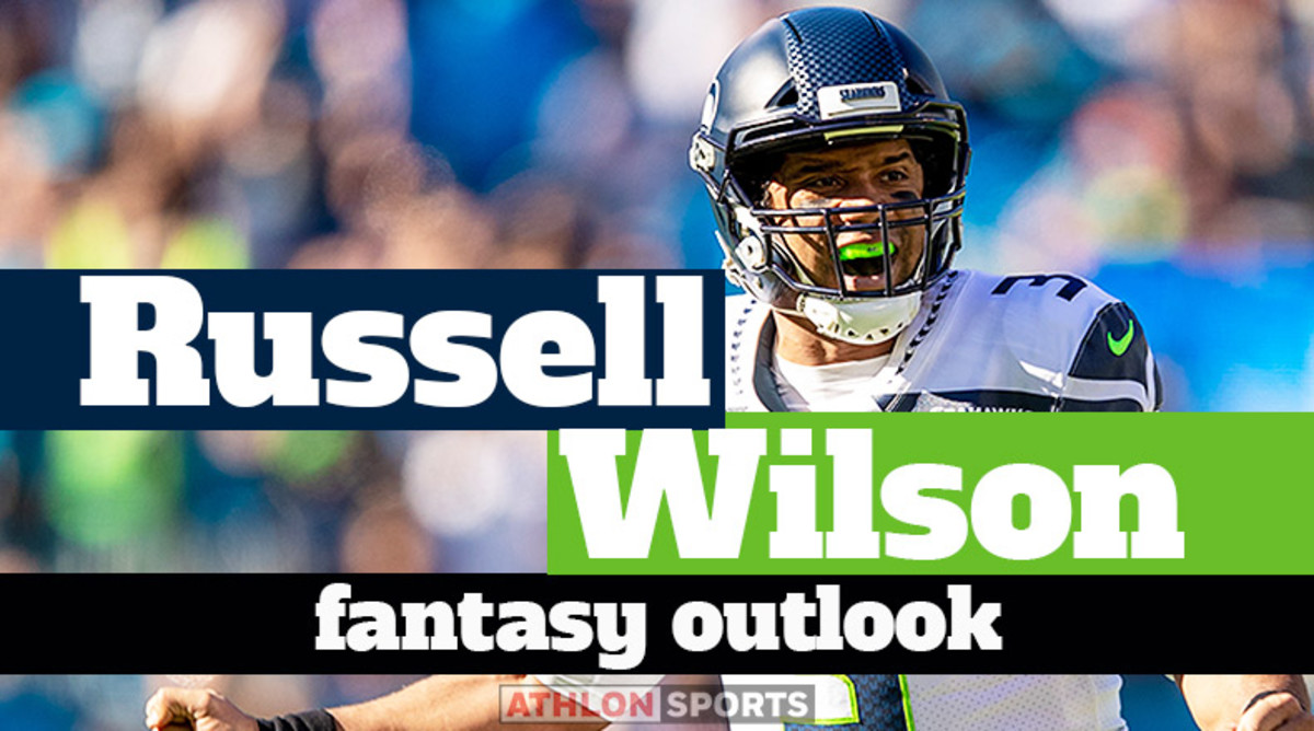 Russell Wilson: Fantasy Outlook 2020