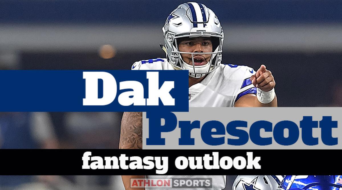 Dak Prescott: Fantasy Outlook 2020