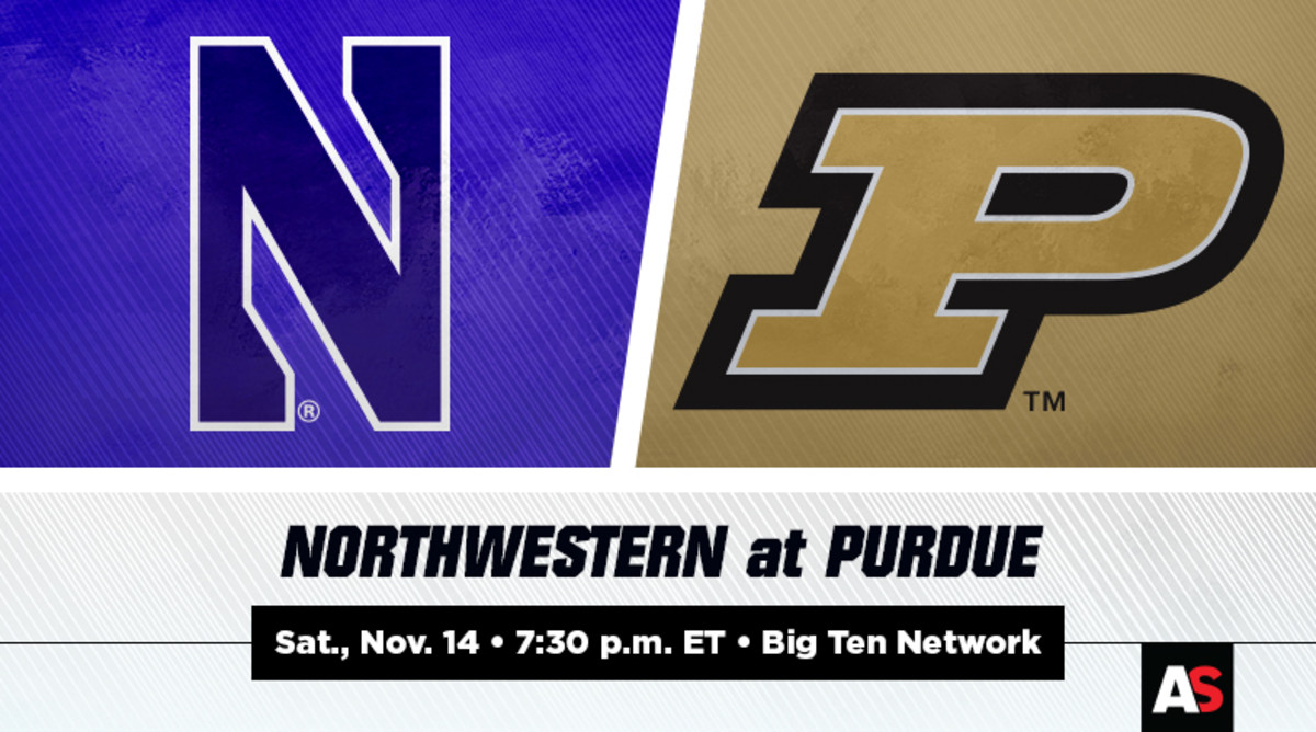 Northwestern vs. Purdue Football Prediction and Preview