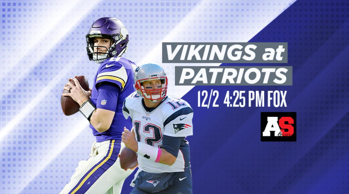 Minnesota Vikings vs. New England Patriots Prediction and Preview