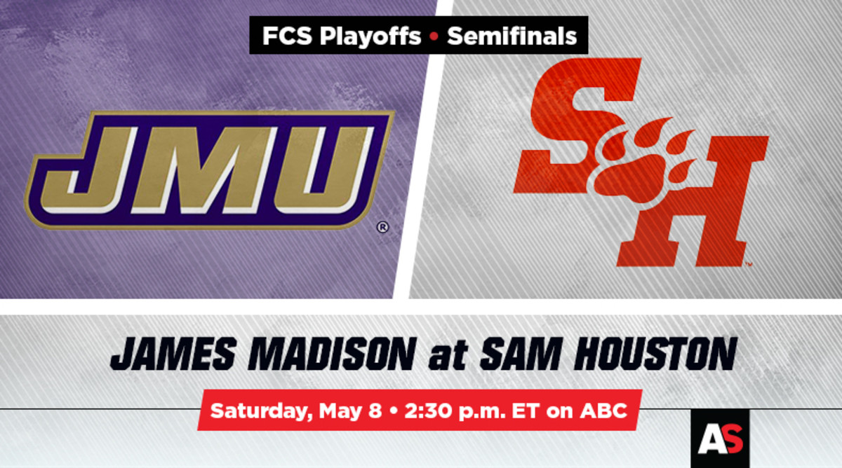 FCS Semifinals Prediction and Preview: James Madison vs. Sam Houston