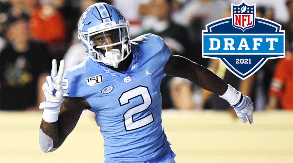 2021 NFL Draft Profile: Dyami Brown