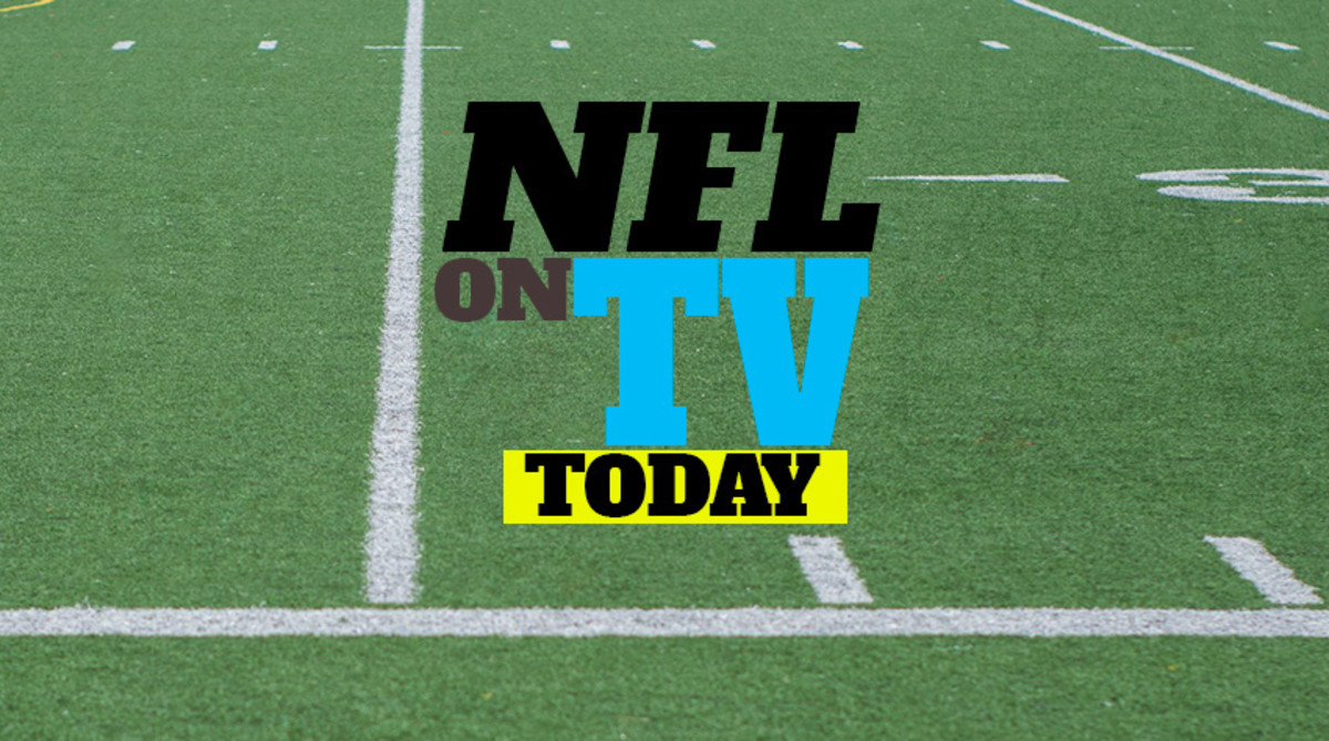 NFL Playoff Games on TV Today (Sunday, Jan. 5)
