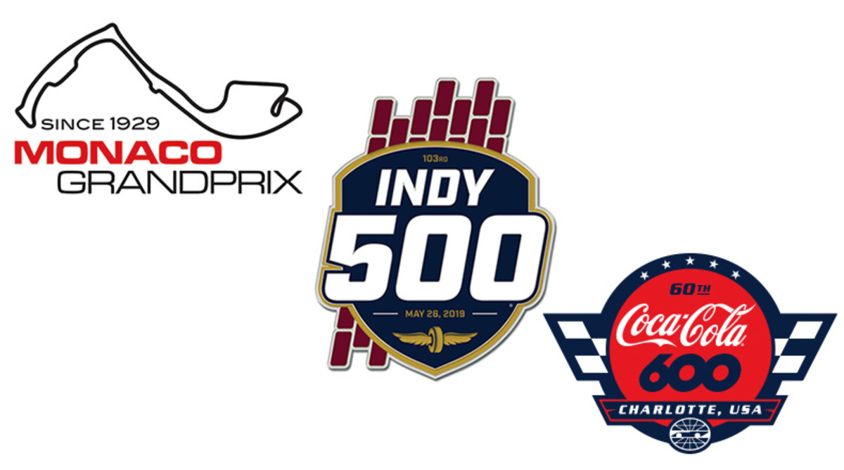 Auto Racing on TV Today: Monaco Grand Prix, Indianapolis 500, Coca-Cola 600