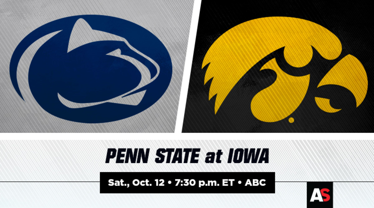 Penn State vs. Iowa Football Prediction and Preview