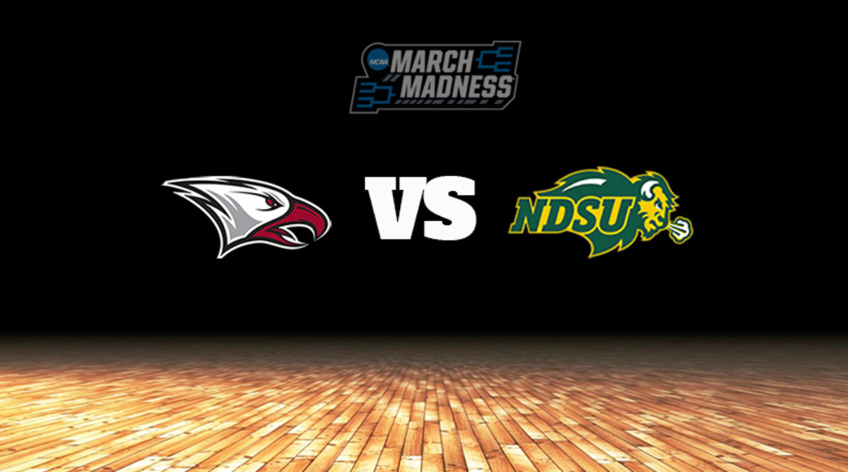 North Carolina Central Eagles vs. North Dakota State Bison: NCAA Tournament First Four Preview