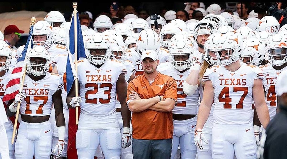Texas Football: Game-by-Game Predictions for 2019