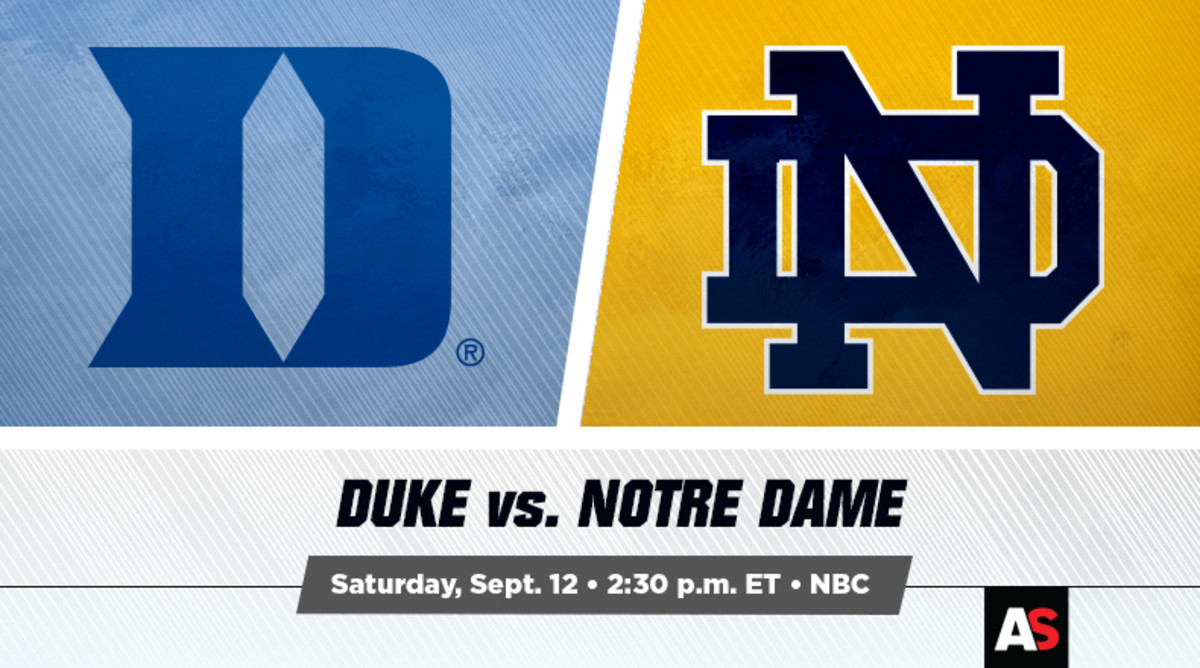 Duke vs. Notre Dame (ND) Football Prediction and Preview