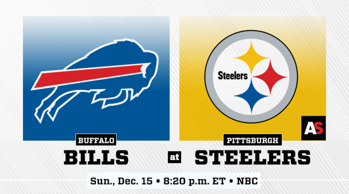 Sunday Night Football: Buffalo Bills vs. Pittsburgh Steelers Prediction and Preview
