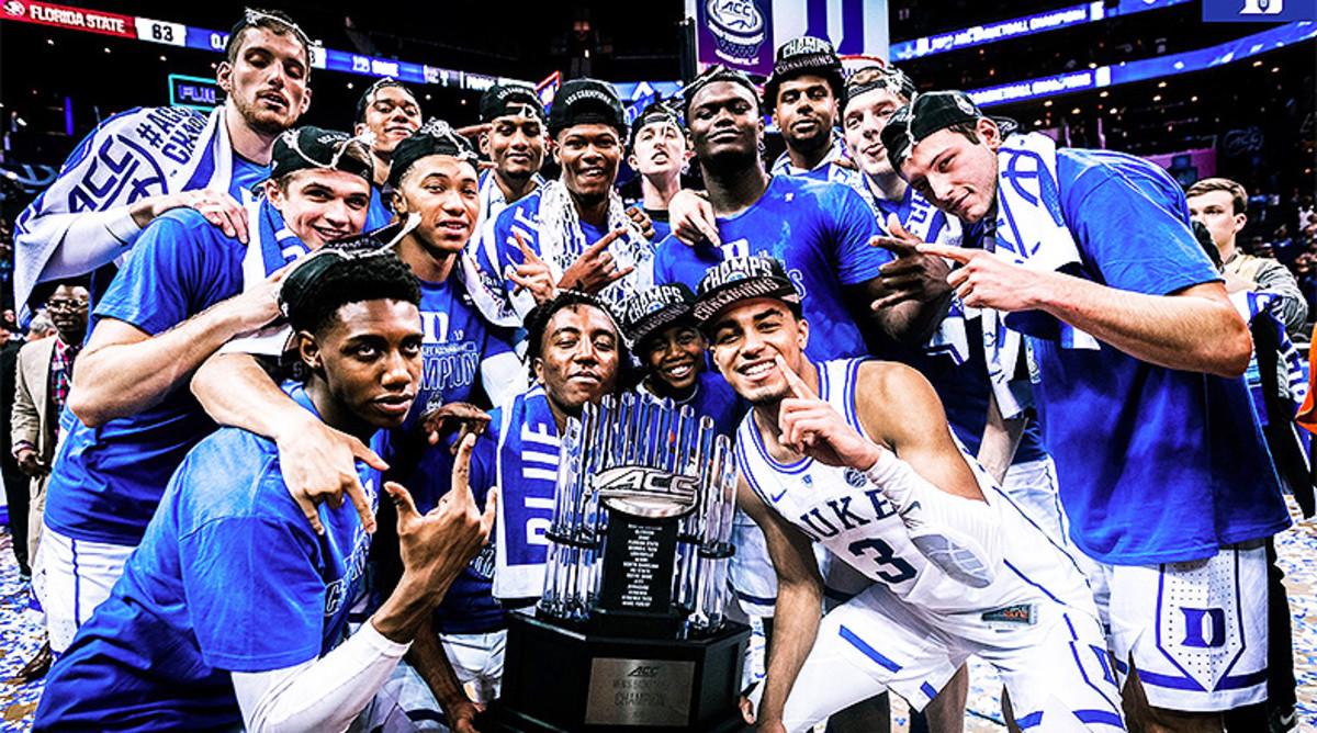 2019 NCAA Tournament: Ranking the Sweet 16 Teams