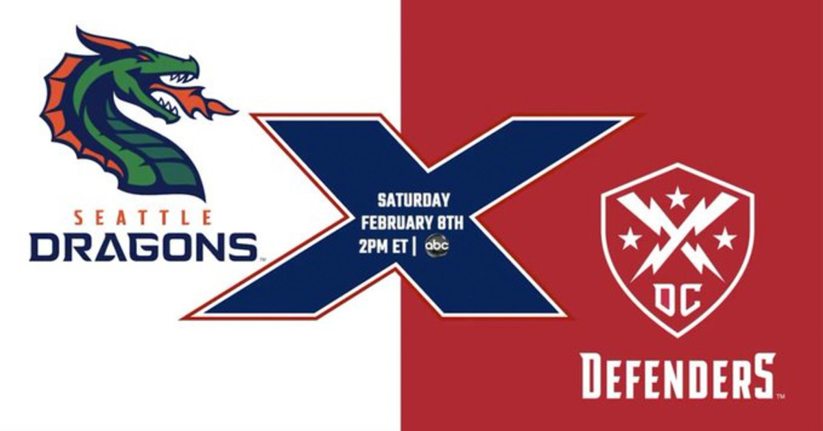 Seattle Dragons vs. DC Defenders Prediction and Preview (XFL Football)