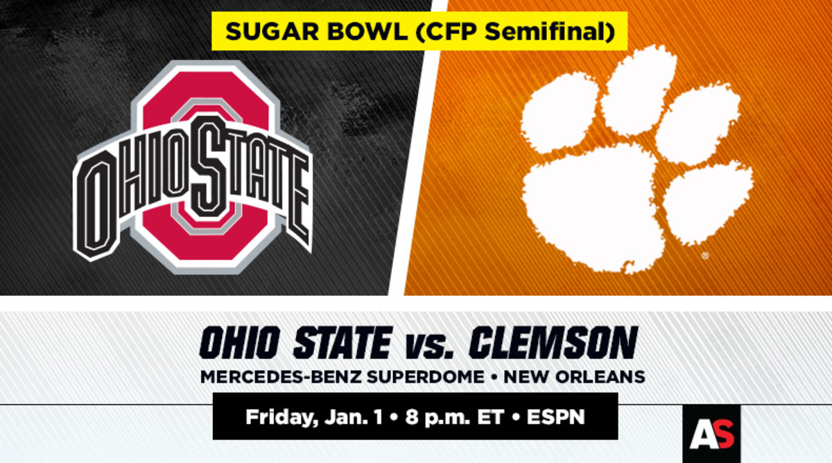 Sugar Bowl Prediction and Preview: Ohio State vs. Clemson