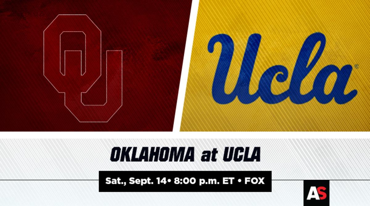 Oklahoma vs. UCLA Football Prediction and Preview