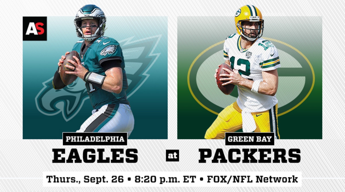 Thursday Night Football: Philadelphia Eagles vs. Green Bay Packers Prediction and Preview