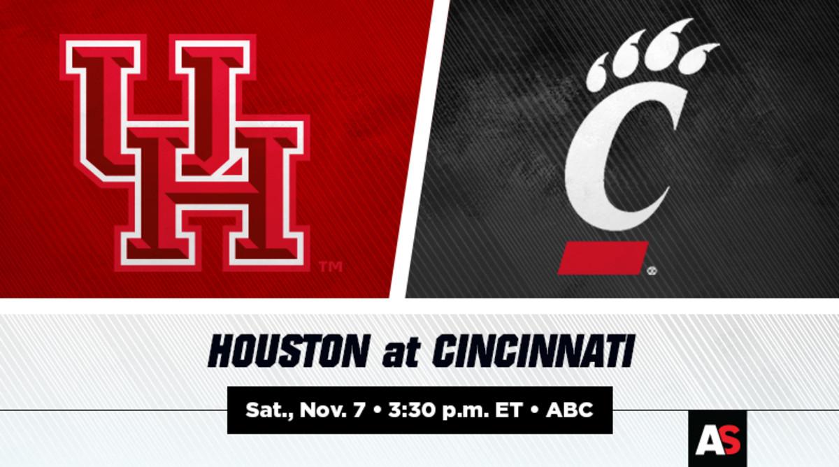 Houston vs. Cincinnati Football Prediction and Preview