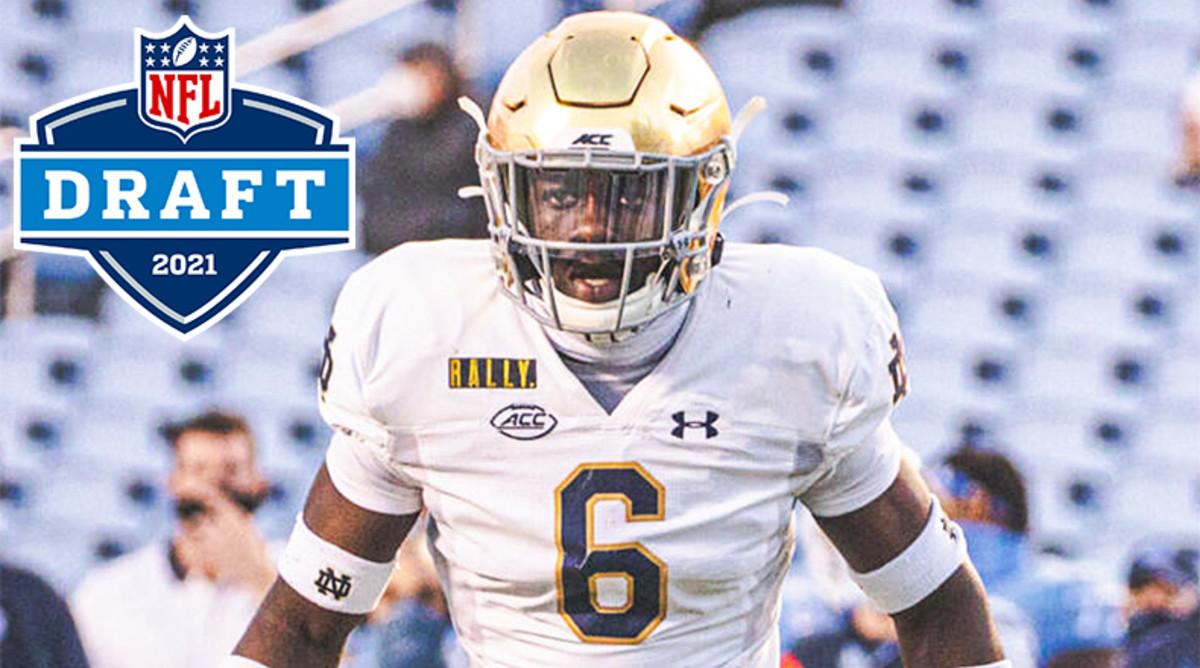 2021 NFL Draft Profile: Jeremiah Owusu-Koramoah