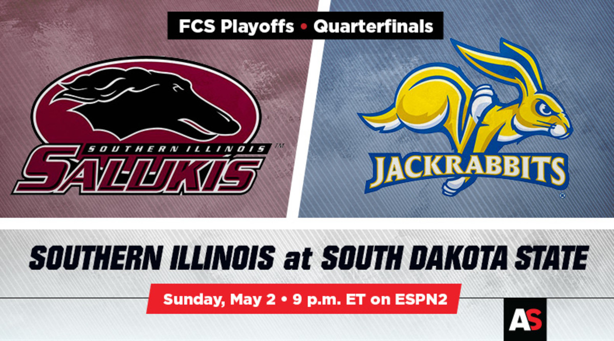 FCS Quarterfinal Prediction and Preview: Southern Illinois vs. South Dakota State