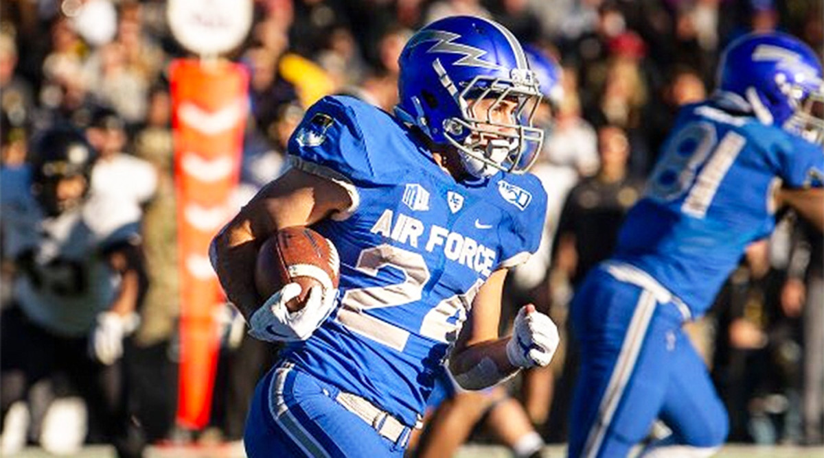 Air Force vs. Colorado State Football Prediction and Preview