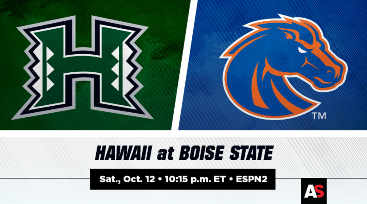 Hawaii vs. Boise State Football Prediction and Preview