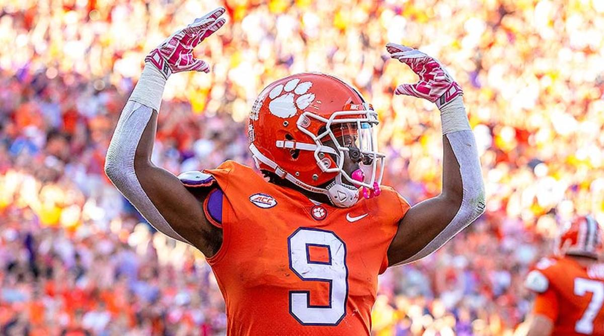 Clemson Football: 5 Reasons Why the Tigers Will Win the Fiesta Bowl