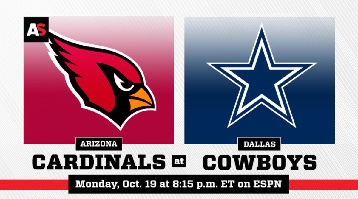 Monday Night Football: Arizona Cardinals vs. Dallas Cowboys Prediction and Preview