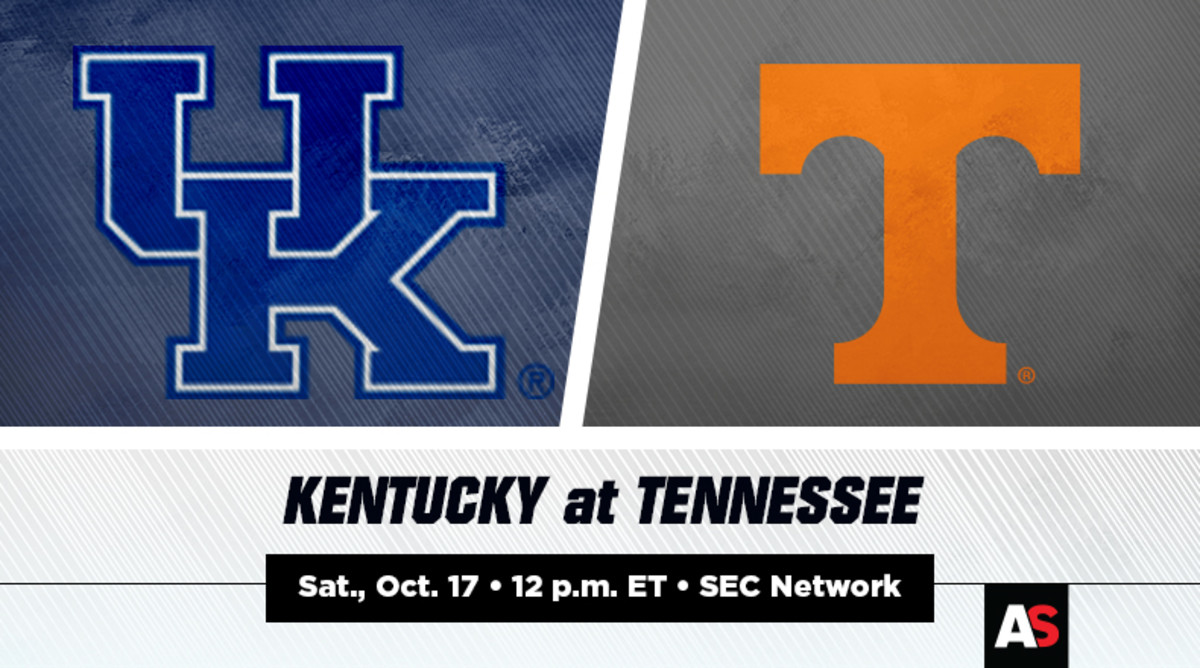 Kentucky (UK) vs. Tennessee (UT) Football Prediction and Preview
