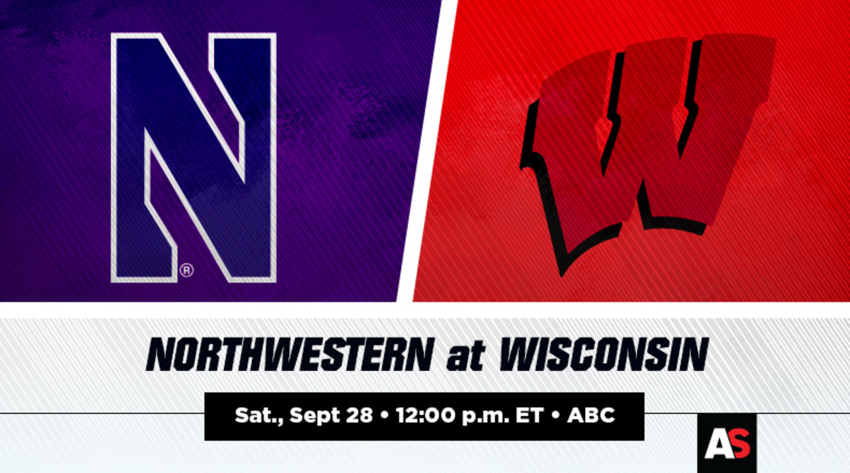 Northwestern vs. Wisconsin Football Prediction and Preview