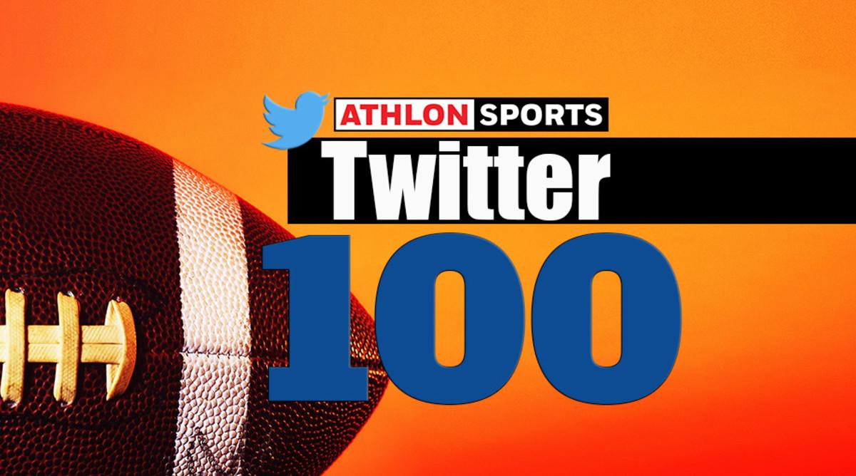 100 Twitter Accounts Every College Football Fan Should Follow