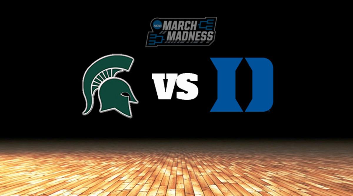 Michigan State Spartans vs. Duke Blue Devils Prediction: NCAA Tournament Elite Eight Preview