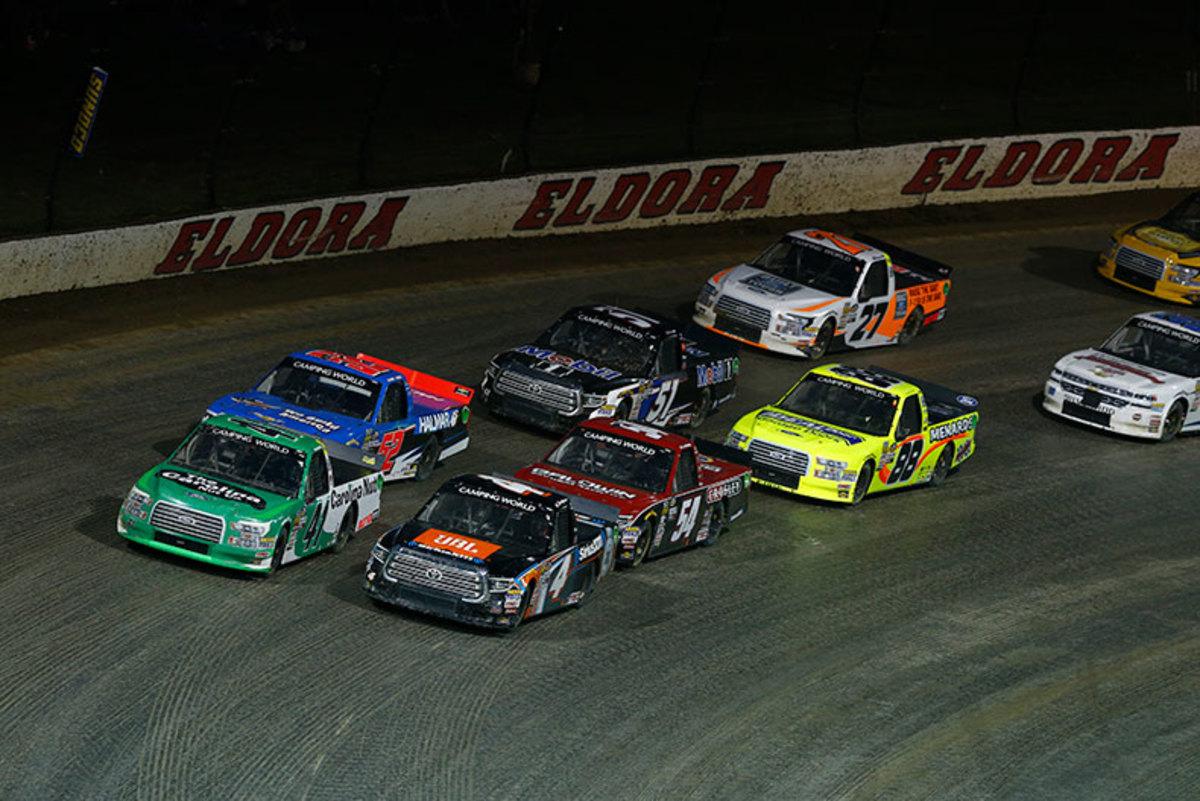 Eldora Speedway: NASCAR's 2019 Gander Outdoors Truck Series