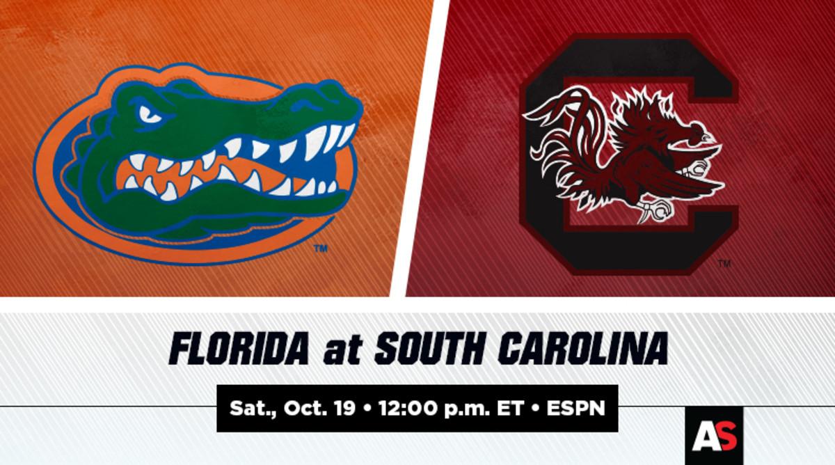 Florida vs. South Carolina Football Prediction and Preview
