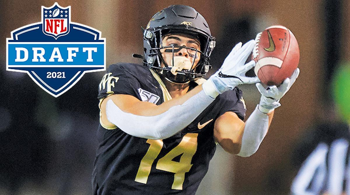 2021 NFL Draft Profile: Sage Surratt