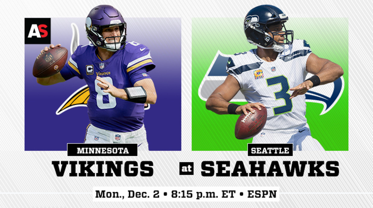 Monday Night Football: Minnesota Vikings vs. Seattle Seahawks Prediction and Preview