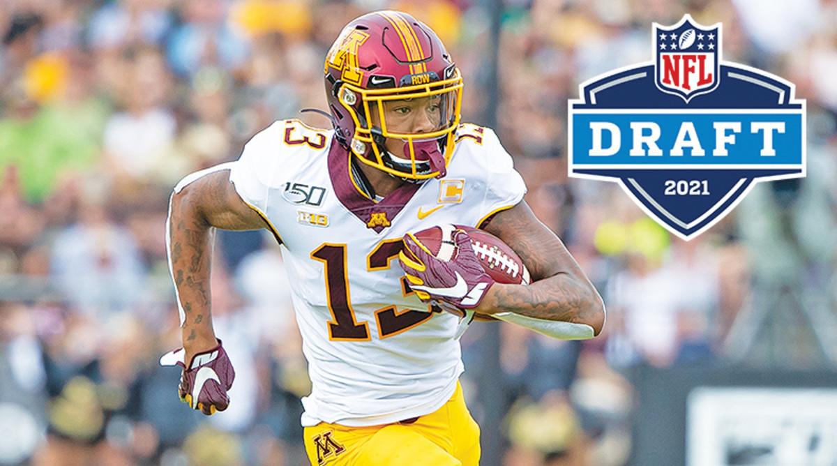 2021 NFL Draft Profile: Rashod Bateman