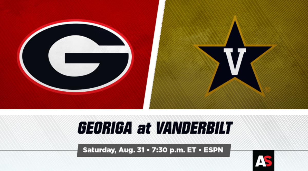 Georgia vs. Vanderbilt Prediction and Preview