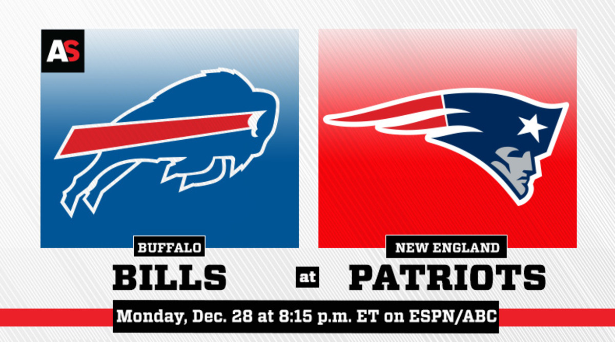 Monday Night Football: Buffalo Bills vs. New England Patriots Prediction and Preview