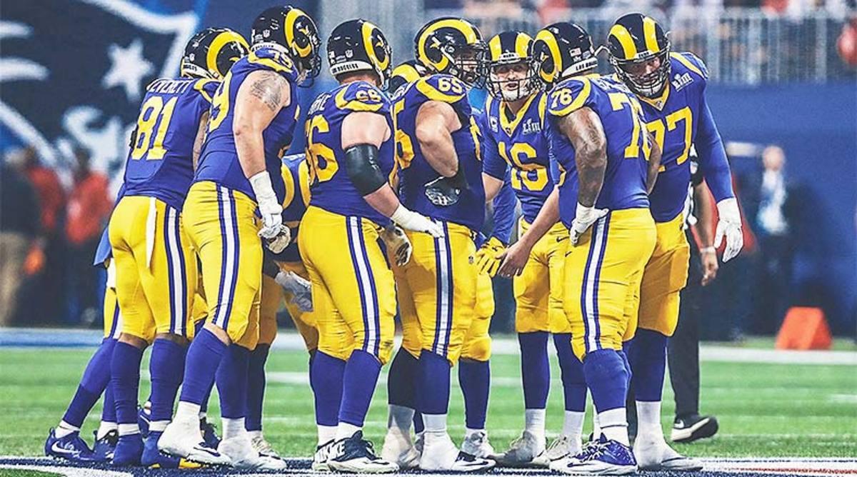 NFL Power Rankings: Los Angeles Rams