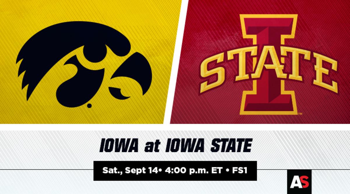 Iowa vs. Iowa State Prediction and Preview